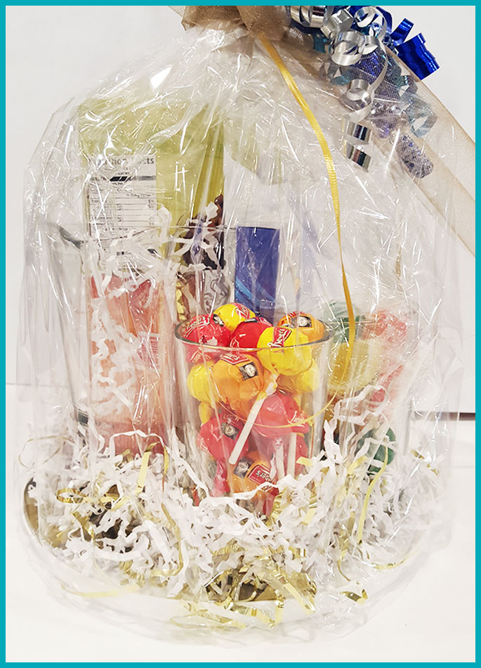 Passover Food Drive Gift Baskets $35