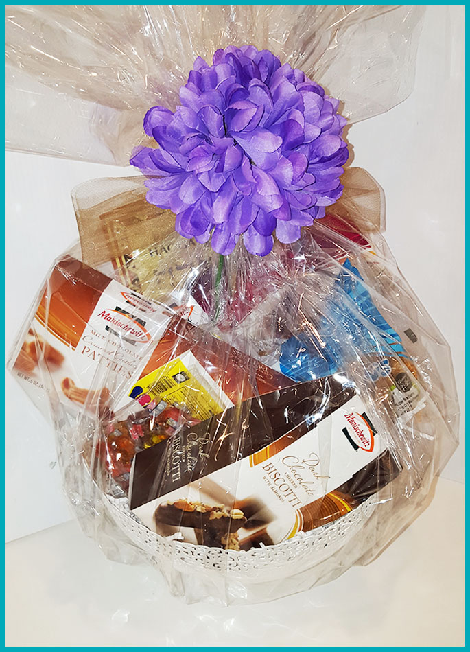 Passover Food Drive Gift Baskets $62.50